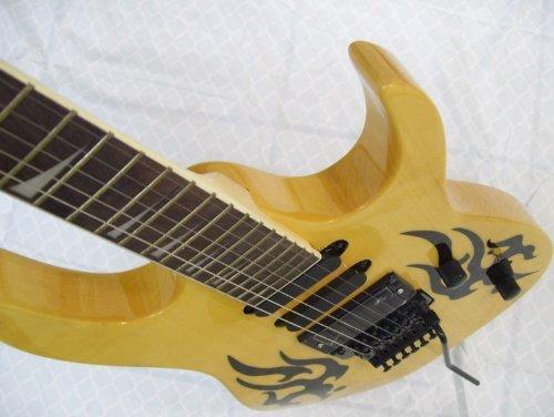 エレキギター, カスタム painting エレキギター エレクトリックギター (並行輸入)