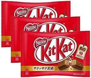 ネスレ日本 キットカット ミニ 14枚×3袋