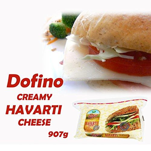 ★【Dofino】ドフィーノ クリーミー ハバティ チーズ スライス 907g(要冷蔵)★