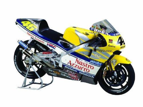 1/12 オートバイ No.82 1/12 ナストロアズーロ Honda NSR500 14082