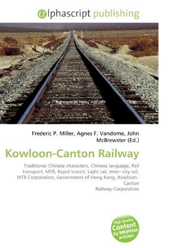 Kowloon-Canton Railway