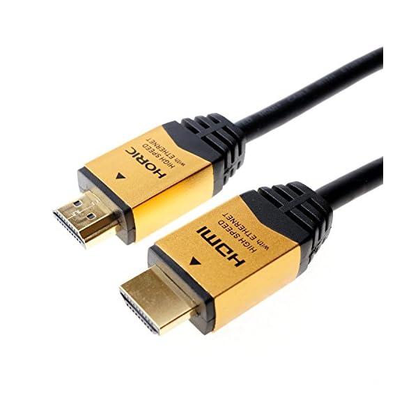 HORIC ハイスピードHDMIケーブル 1.5...の商品画像
