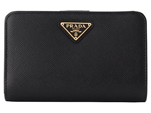 (プラダ) PRADA 財布 二つ折り 1ml225 [並行輸入品]
