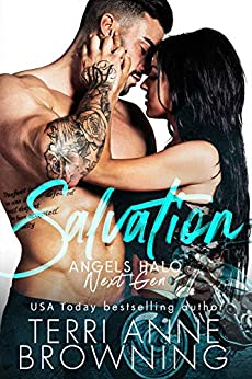Salvation (Angels Halo MC Next Gen Book 1) by [Browning, Terri Anne]