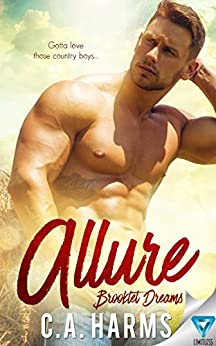 Allure (Brooklet Dreams Book 1) by [Harms, C.A.]