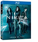 Nikita: The Complete Second Season [Blu-ray] [Import]