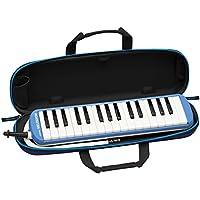 SUZUKI スズキ 鍵盤ハーモニカ メロディオン アルト ブルー FA-32B