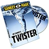 Twister (With Props and DVD) by Jay Sankey by Sankey Magic [並行輸入品]