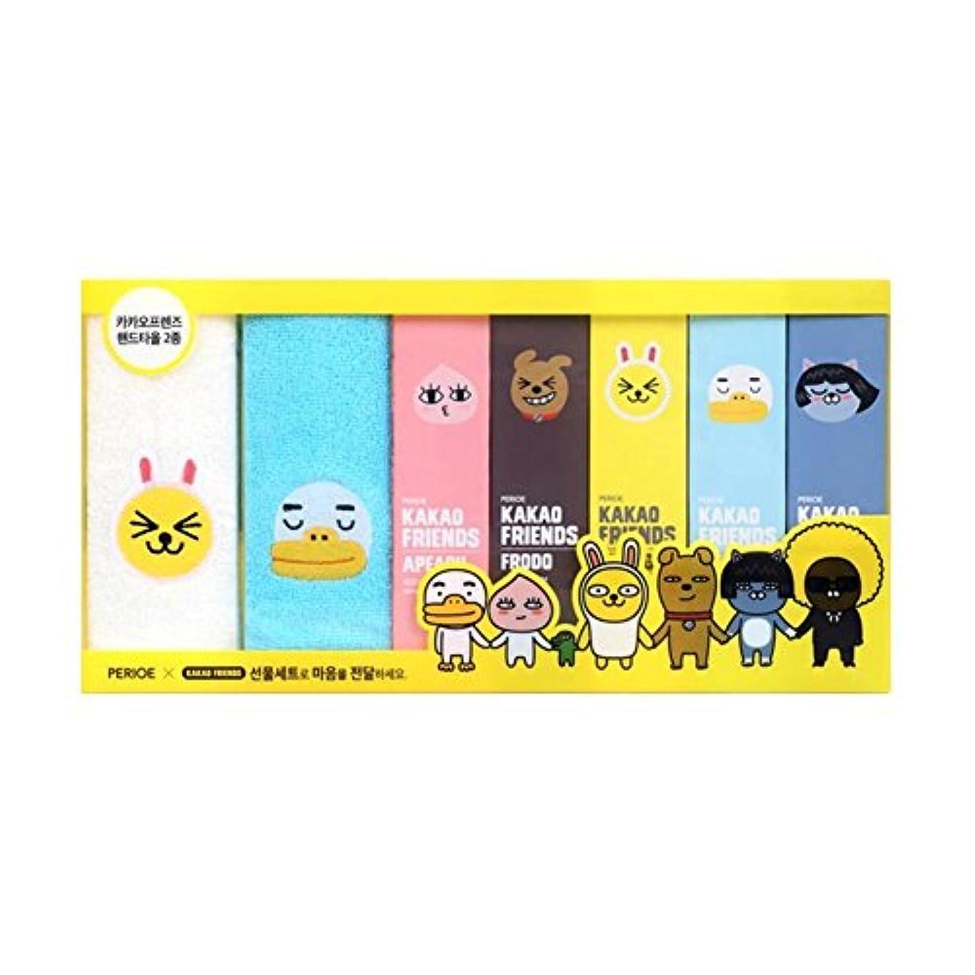 名門種小売[ペリオ] PERIOE カカオフレンズ歯磨き粉企画90g x5個 / PERIOE kakao Friends Toothpaste Special Set (海外直送品)