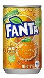 ★【タイムセール祭り】コカ・コーラ ファンタ オレンジ 160ml缶×30本が1,498円!