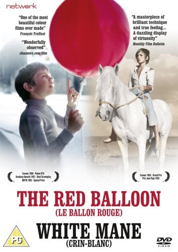 The Red Balloon/White Mane [Import anglais]