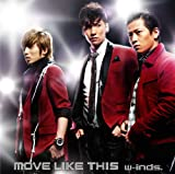 SAY YES♪w-inds.のCDジャケット