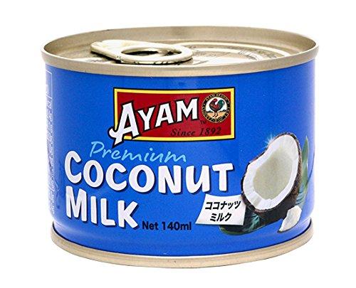 AYAM ココナッツミルク / 140ml TOMIZ/cuoca(富澤商店) 季節商品 夏
