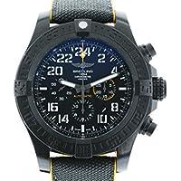 ブライトリング アベンジャー ハリケーン X124B89ARX ブラック文字盤 メンズ 腕時計 新品 [並行輸入品]