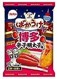 栗山米菓 ご当地ばかうけ 辛子明太子味 16枚入 ×12袋