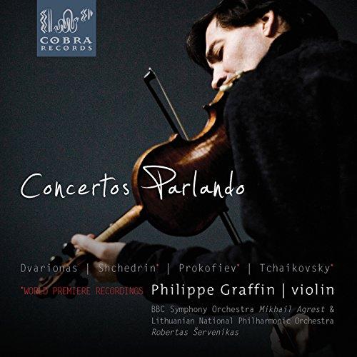 Concertos Parlando: Balys Dvar...