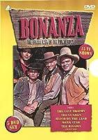 Bonanza - the Brave Men of the Ponderosa [Import anglais]