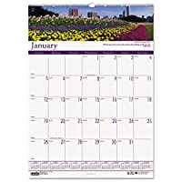 Gardens of the World Monthly Wall Calendar, 15-1/2 x 22, 2015 (並行輸入品)