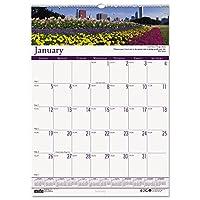 Gardens of the World Monthly Wall Calendar, 15-1/2 x 22, 2015 (並行輸入品)