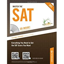 Peterson's Master the SAT 2011
