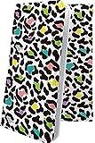 Galaxy S9 SC-02K / SCV38 ケース 手帳型 ヒョウ柄 豹柄 動物 動物柄 アニマル どうぶつ ギャラクシー エスナイン 手帳型ケース ハート..