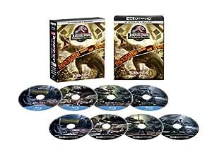 ジュラシック・パーク 4ムービー・コレクション (4K ULTRA HD+Blu-rayセット)[4K ULTRA HD + Blu-ray]