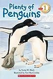 Plenty of Penguins (Hello Reader Science Level 1)