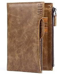 [パボジョエ] Pabojoe 財布 二つ折り メンズ レザー ウォレット 本革