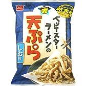 おやつカンパニー ベビースターラーメンの天ぷらしお 52g×12袋