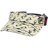 (フィラ テニス)FILA TENNIS テニスアクセサリー 帽子 バイザー 17FW VL9126 [レディース]