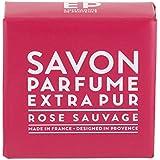 カンパニードプロバンス EXP  マルセイユソープ ローズ 100g(全身用石けん?フランス製?バラの花束のようなフレッシュで華やかな香り)