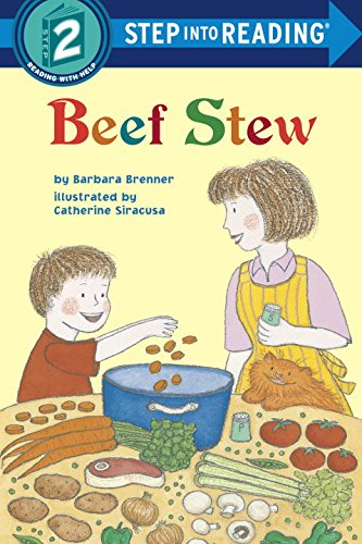 Beef Stew (Step Into Reading : a Step 2 Book)の詳細を見る