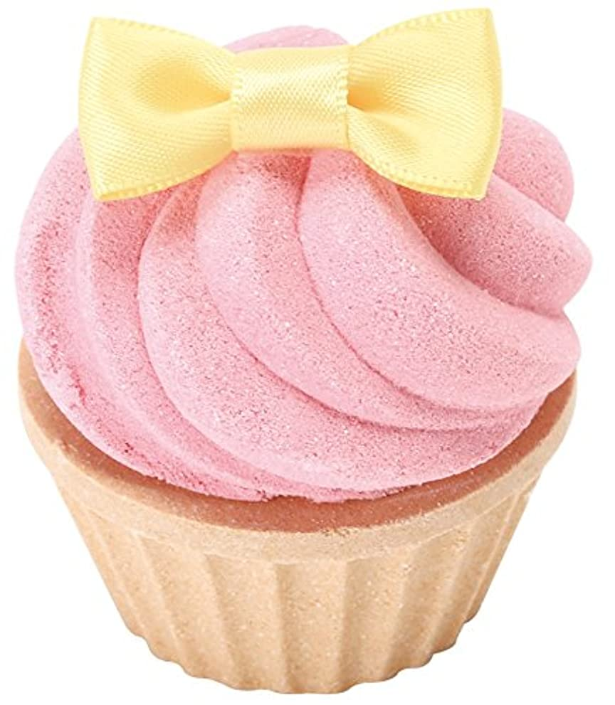 ノルコーポレーション お風呂用 芳香剤 おめかしカップケーキフィズ 60g ラズベリーの香り OB-SMM-14-1