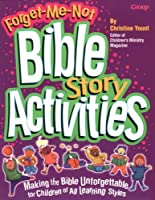 Forget-Me-Not Bible Story Activities