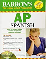 Barron's AP Spanish with Audio CDs and CD-ROM by Alice G. Springer Ph.D.(2011-02-01)