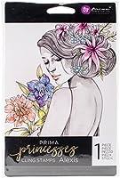 Prima Marketing Prima Princess Stamp-Alexis [並行輸入品]