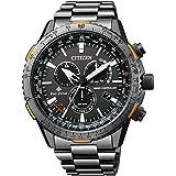 [シチズン]CITIZEN 腕時計 PROMASTER プロマスター エコ・ドライブ 電波時計 スカイシリーズ ダイレクトフライト CB5007-51H メンズ