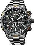 [シチズン]CITIZEN 腕時計 PROMASTER プロマスター エコ・ドライブ 電波時計 スカイシリーズ CB5007-51H メンズ