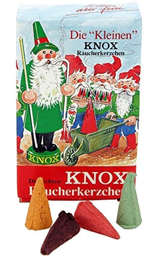 はがき荒涼とした目に見える005302 X – Knox Small Incense – Assorted Incense – ユニット24のpcs – 2.5