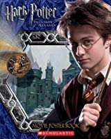 Harry Potter and the Prisoner of Azkaban Sticker Book: MOVIE POSTER BOOK