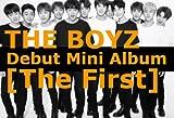 The Boyz ミニアルバム - The First (ランダムバージョン)