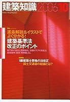 建築知識 2006年 10月号 [雑誌] 建築基準法改正のポイント