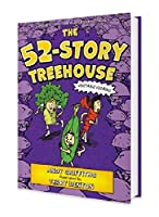 The 52-Story Treehouse (13 Story Treehouse)
