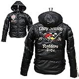 クレイスミス(CLAY SMITH) 防寒ジャケット EDDY ブラック M CSY-6171