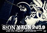 SION-YAON  2019  with THE MOGAMI [DVD] 画像