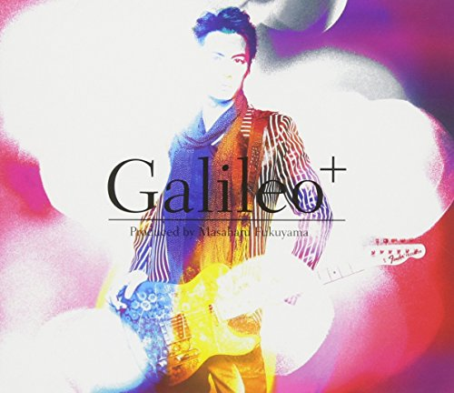 Produced by Masaharu Fukuyama 「Galileo?」(初回限定盤)(DVD付)(スリーヴケース仕様)
