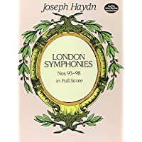 Haydn: London Symphonies: Nos. 93-98 in Full Score
