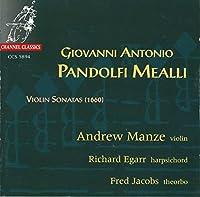 Violin Sonatas (1660)