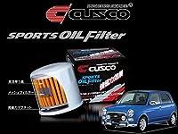 [CUSCO]L701S_L711S ミラジーノ1000用スポーツオイルフィルター(エレメント)【00B 001 B】