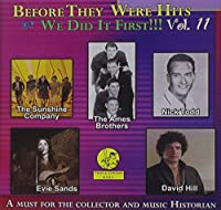 Vol. 11-Before They Were Hits